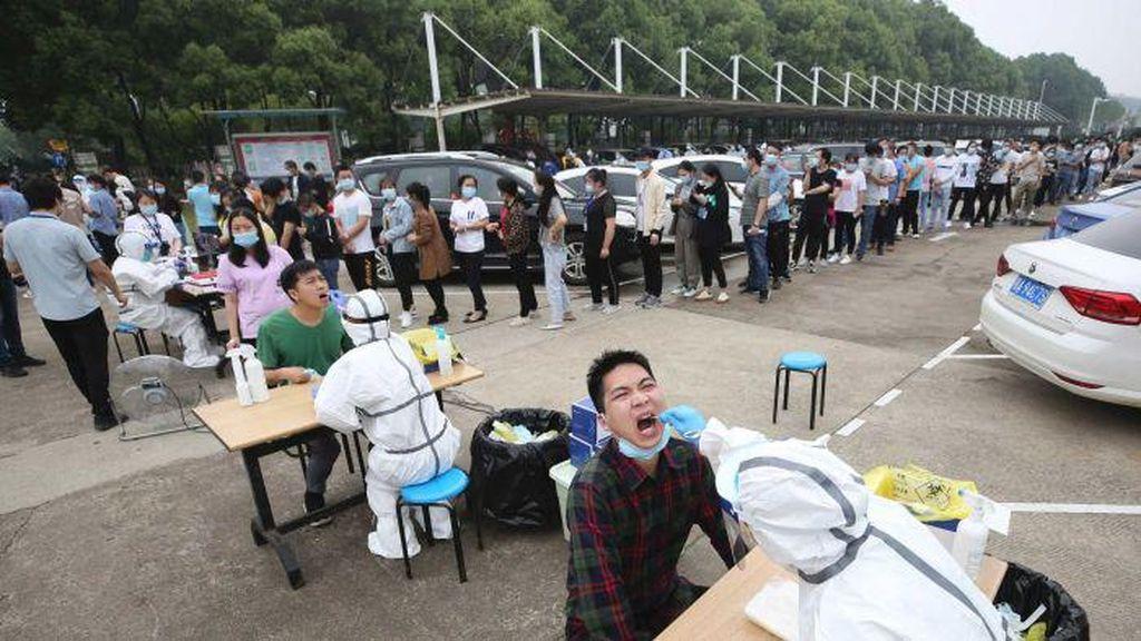Bagaimana Kota Wuhan Bisa Melakukan Jutaan Tes Virus Corona dalam Sehari?