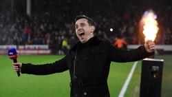 Sindiran Gary Neville pada Liga Inggris yang Mau Mulai Lagi