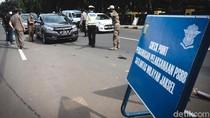 Sudah 24 Ribu Kendaraan Dihalau Petugas Masuk Jabodetabek