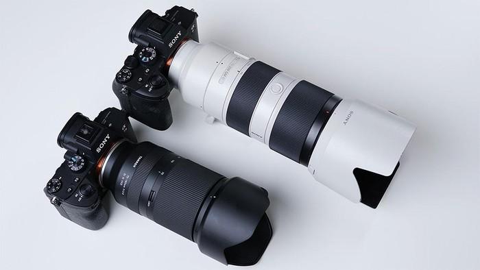 Review Tamron 70-180mm f/2.8 untuk kamera Sony