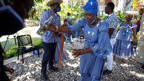 Pemimpin Voodoo Haiti Ramu Obat Rahasia untuk Virus Corona