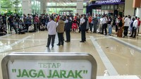 Heboh Jokowi Datang ke Mal Summarecon Bekasi