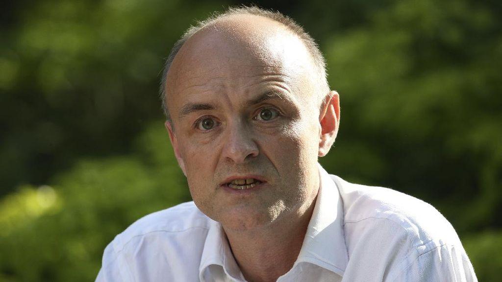 Pembelaan Penasihat PM Inggris yang Langgar Aturan Lockdown