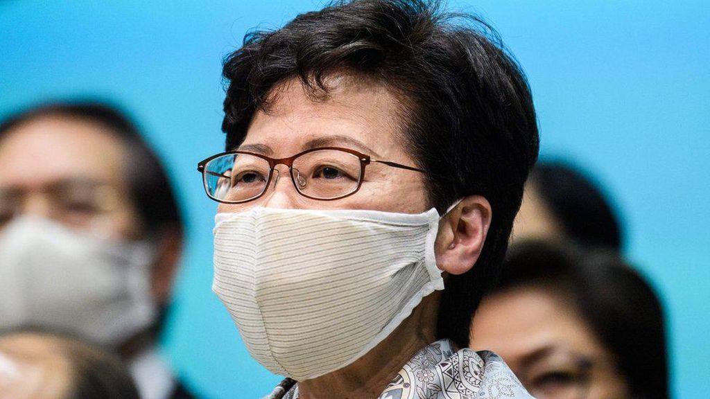 Pemimpin Hong Kong Sebut Negara Lain Tak Punya Hak Campuri RUU Keamanan