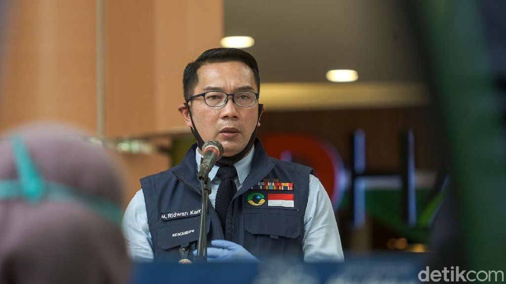 Saat Ridwan Kamil Ajak Warga Jangan Lagi Berkantor di DKI