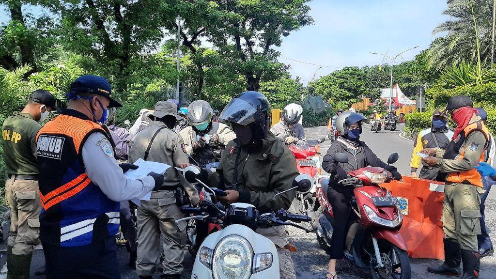 DPRD Ingin PSBB Surabaya Jilid 3 Jadi yang Terakhir