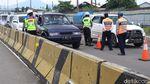 Nah Loh! Pemudik yang Hendak ke Jakarta Dilarang Masuk GT Cileunyi