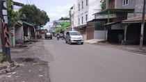 Sempat Rusak Parah, Jalan GB Joshua Medan Sudah Diperbaiki