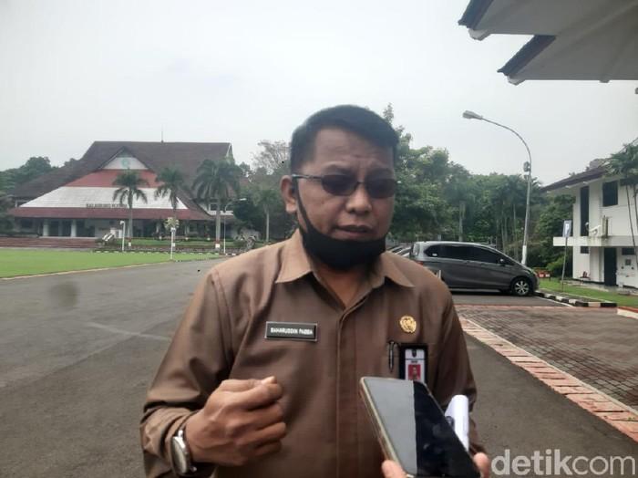 Kepala Biro Kerjasama dan Hukum IPDN Baharuddin Pabba