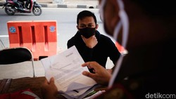 Usai 7 Juni, Check Point Pemeriksaan SIKM Ditarik Mundur ke Perbatasan DKI
