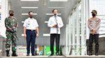 Jokowi Tinjau Stasiun MRT Persiapan New Normal