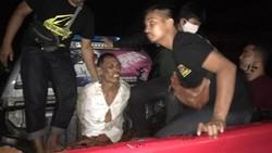 Bacok Istri dan Anak dengan Parang, Pria di Polman Sulbar Diamankan Polisi