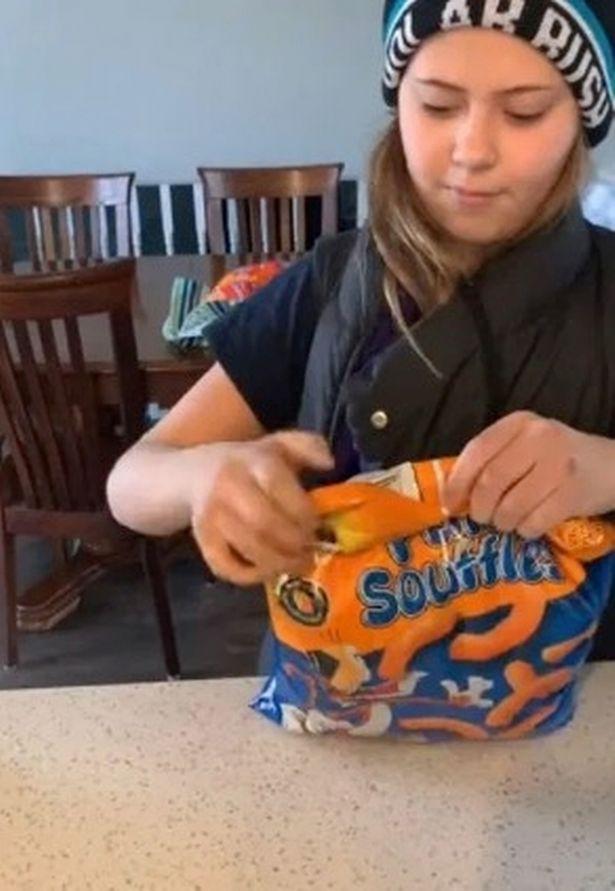 tips kemasan snack