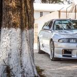 Saat Nissan Skyline Jadi Mobil Keluarga