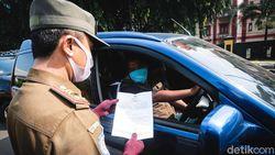 Keluar-Masuk Kabupaten Bogor dengan Keperluan Mendesak Wajib Bawa SIKM