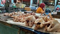 Masih Mahal, Harga Daging Ayam Tembus Rp 40 Ribu di Kota Probolinggo