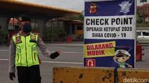 Gerbang Tol Disekat, Apa Dampaknya Jika Pemudik Masuk Jakarta?