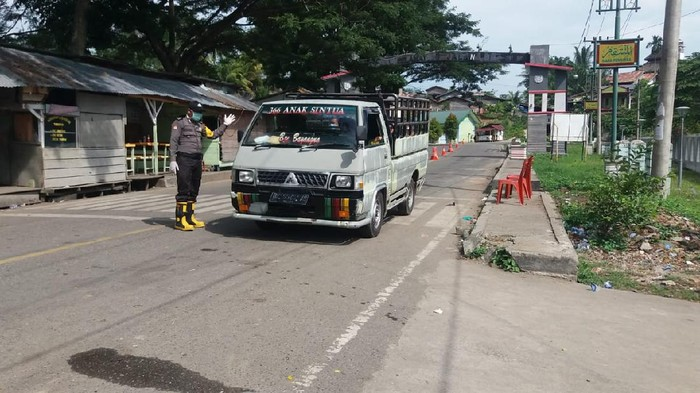 5 Hari Penyekatan, 1.984 Pemudik-960 Kendaraan Dilarang Masuk Aceh