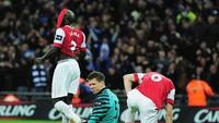 Takut Lawan Tim-tim Besar Bikin Arsenal Belum Kembali Juara Liga Inggris