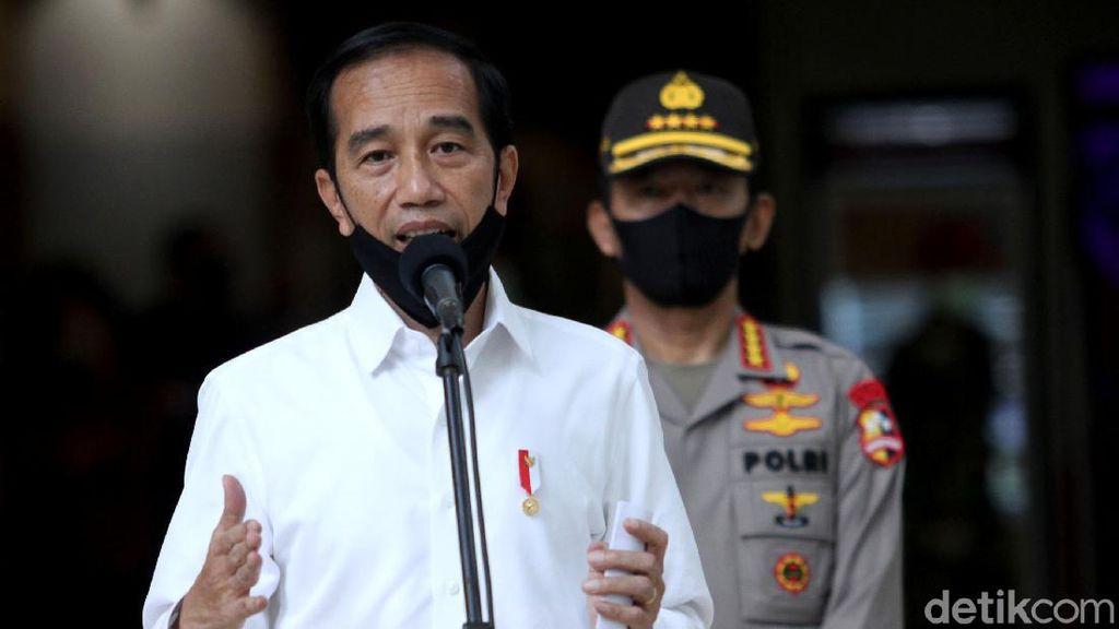 Keras! Jokowi Minta Menteri Jangan Kerja Biasa-biasa Saja