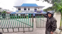 Ada Pedagang Positif Corona Wafat, Pasar di Palembang Ditutup