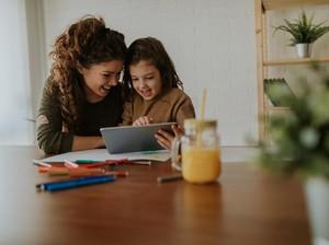 Tips dari Guru Saat Anak Harus Sekolah Online Tanpa Didampingi Ortu
