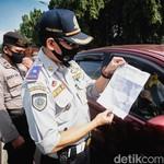 Masih Banyak yang Berusaha Balik ke Jakarta Tanpa Bawa SIKM