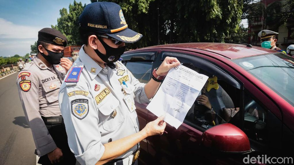 Mau Masuk Jakarta Wajib SIKM, Jangan Coba-coba Palsukan!