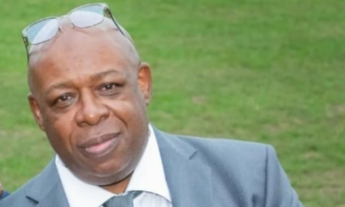 Trevor Belle supir taksi yang meninggal karena Corona