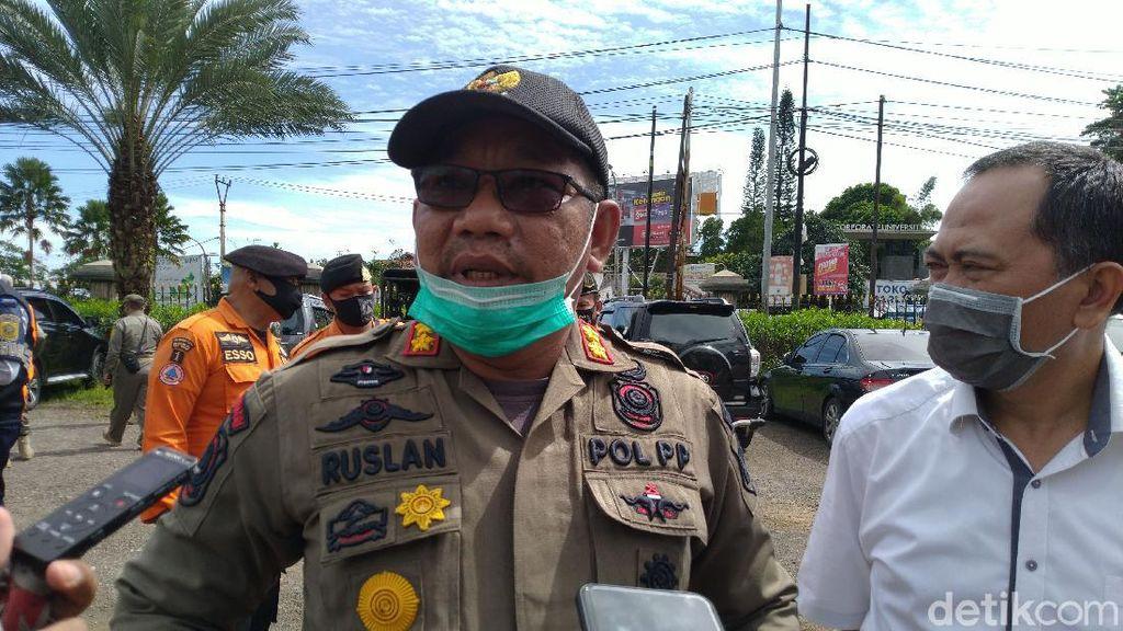Kawasan Puncak Bogor Ramai, Satpol PP: Warga Anggap Pandemi Biasa