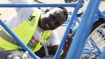 Pahlawan COVID-19 di Sudan Adalah Pesepeda