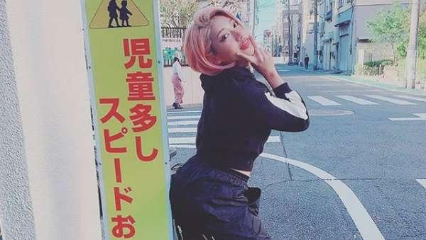Potret Hana Kimura, Pegulat dan Bintang Netflix yang Bunuh Diri Usai Dibully