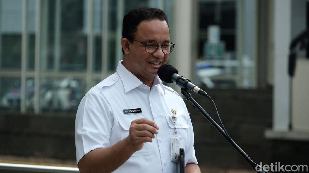 Anies Buka-bukaan soal Krisis di Jakarta Akibat Corona