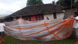 Jabar Hari Ini: Balon Udara Misterius di Cianjur-Guru Ponpes Cabuli Santri