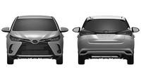 Tak Lagi Berwajah Joker, Toyota Yaris 2021 Usung Muka Elegan Ala Corolla