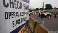 Video: Akan ke Jakarta, Pemudik Diminta Putar Balik di GT Cileunyi