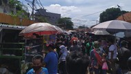 Sejumlah Pasar di Jakarta Abaikan Jaga Jarak, Ini Kata Wagub DKI