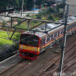 Penumpang Melonjak, 60 Jadwal Kereta Tambahan Diluncurkan