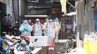 Kesiagaan Tim Pemulasaraan Jenazah COVID-19 Polda Metro di Tengah Lebaran