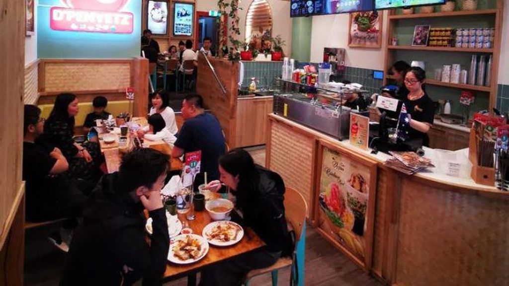 Aturan di Australia Dilonggarkan, Restoran Indonesia Akan Buka Kembali