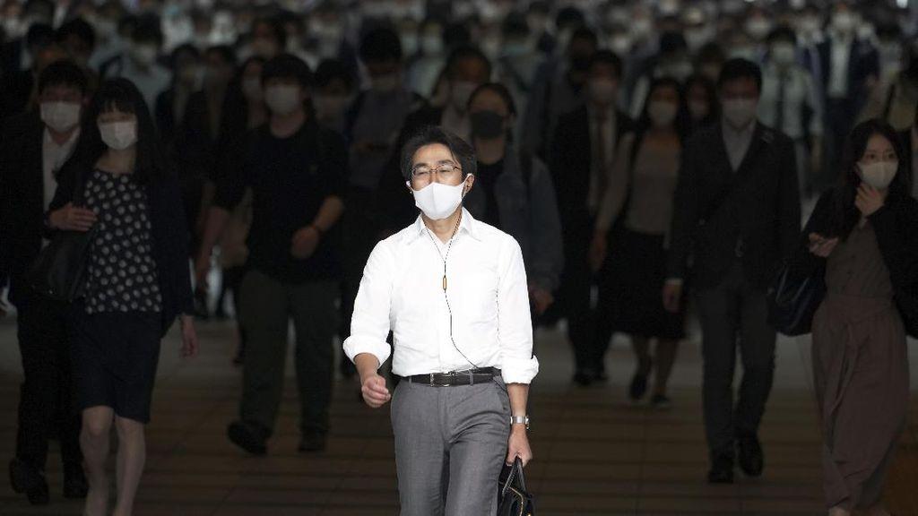 Jepang yang Lolos dari Keadaan Darurat Tanpa Lockdown Ketat