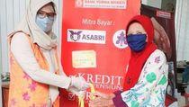 Bank Yudha Bhakti Bagikan 8.040 Bingkisan bagi Nasabah Pensiunan