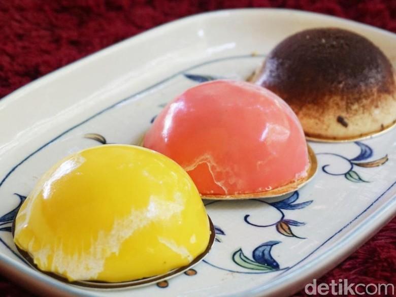 Totitoto: Mousse Cake Es Doger dan Es Teler yang Creamy Legit