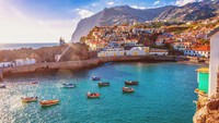 Kampung Halaman Cristiano Ronaldo 6 Kali Jadi Pulau Terbaik Dunia