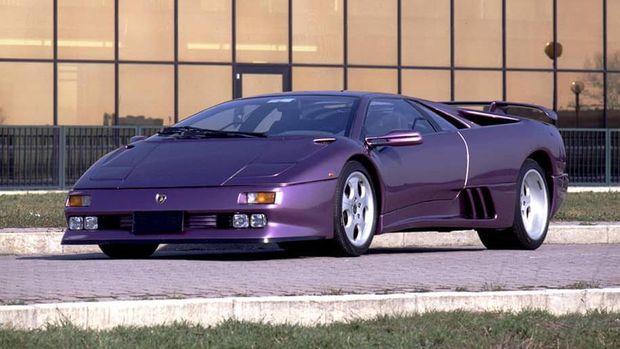 Lamborghini VT Roadster
