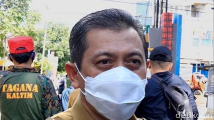 Wakil Gubernur Kalimantan Timur Hadi Mulyadi