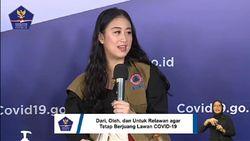 Pinta Relawan Corona ke Masyarakat sebagai Garda Terdepan: Sadar Jaga Diri
