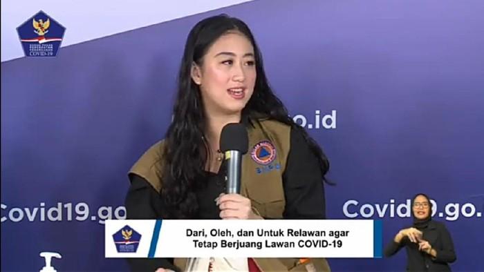 Relawan Corona non-medis, Vanessa Surya