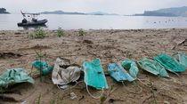 Ancaman Sampah Masker dan Sarung Tangan Bagi Ekosistem Laut