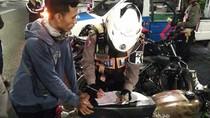 Trek-trekan hingga Langgar Aturan di PSBB Surabaya Raya, 155 Kendaraan Ditindak
